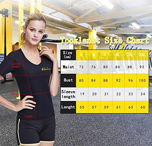 Tooklanet-Womens-Body-Shaper-Waist-Trainer-Sauna-Suit-Hot-Sweat-Shirt-Capris-Leggings