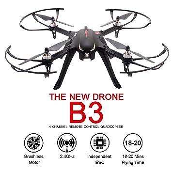 Brushless Motor Quadcopter-300m Distancia de Control-18Mins Volar ...