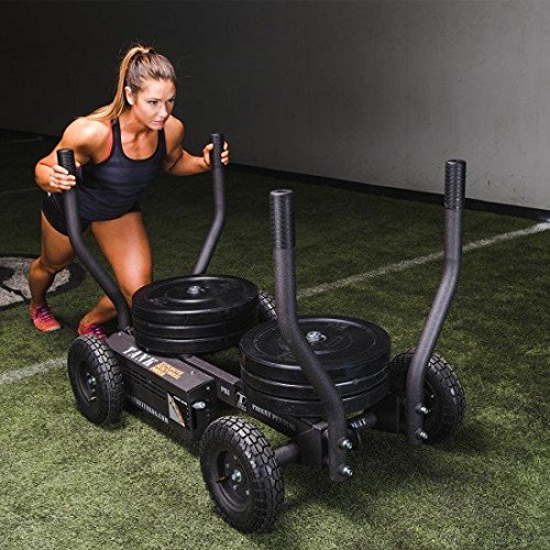 Torque Fitness TANK Heavy Duty All-Surface Sled, Multiple Levels for High Performance Resistance Training, Multi-directional Push/Pull by Torque Fitness (Image #6)