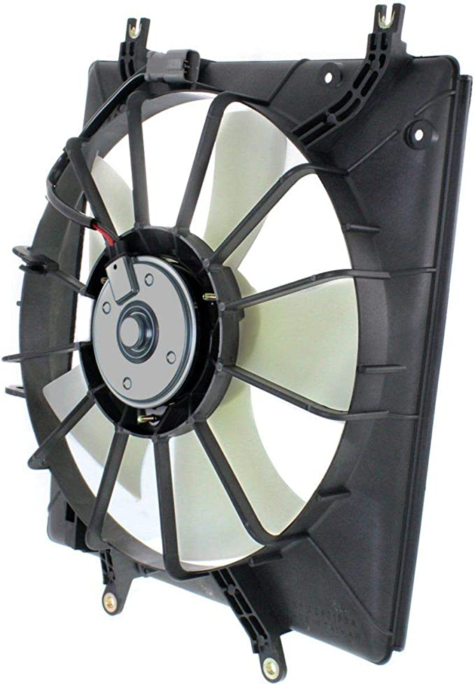 NEW RADIATOR FAN ASSEMBLY FOR 2004-2006 ACURA TL AC3115109