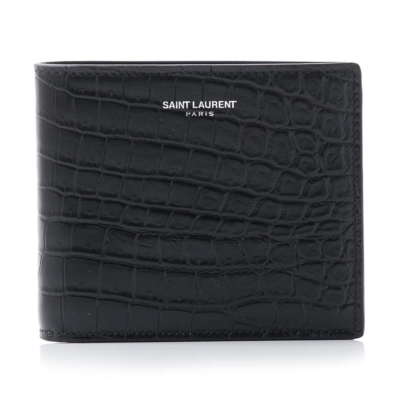 (サンローランパリ) SAINT LAURENT PARIS 二つ折り 財布 [並行輸入品] B078863SN8