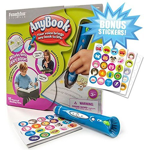 Franklin Electronics Anybook Reader -15 Hour Edition