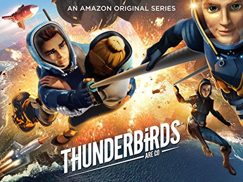 (Thunderbirds Are Go Season 2 - Official Trailer)