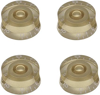 Musiclily Pro 6mm Tamaño Pulgadas Perillas Botones de ...