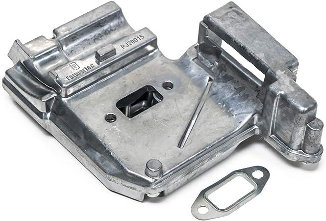 Cylinder Muffler Crankcase Gasket Crankshaft For Stihl 066 MS660 Chainsaw New
