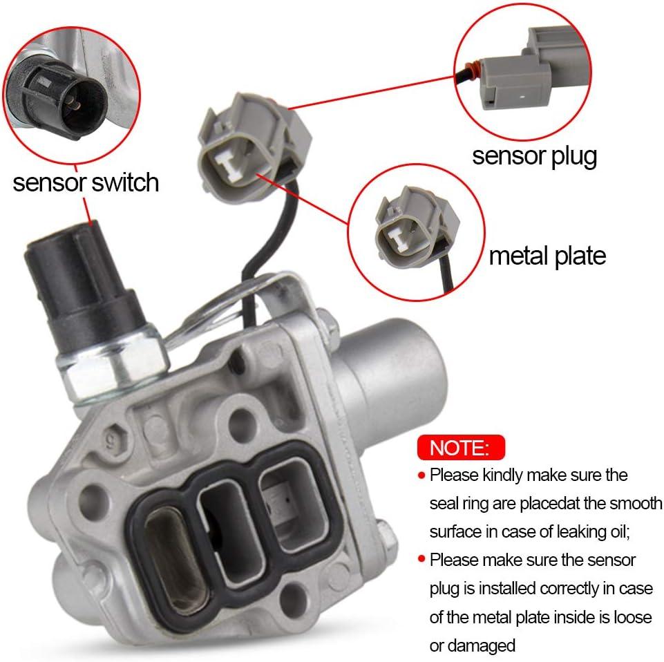 ldruckschalter Zylinderkopf VTEC Magnetventil Sensor fr Honda ...