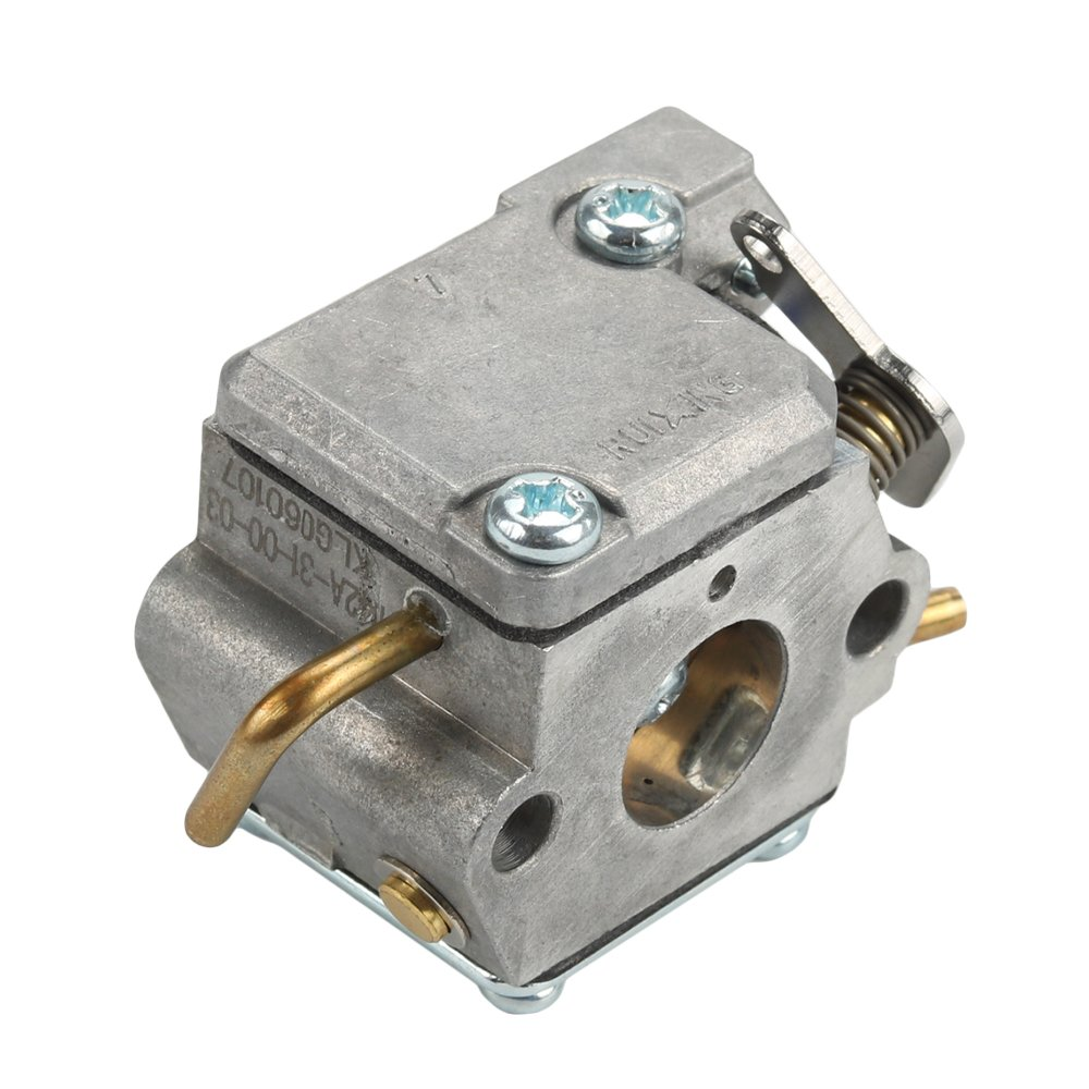 Harbot 753-04408 Carburetor with Tune Up Kit for Troy Bilt TB320BV TB310QS Yard Man YM320BV YMGBV3100 YM1000 YM1500 YM300 YM400 Ryobi MTD 320BVR RGBV3100 Blower 753-04144 by Harbot (Image #3)