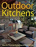 outdoor kitchen plans Outdoor Kitchens: Ideas for Planning, Designing, and Entertaining (Creative Homeowner)