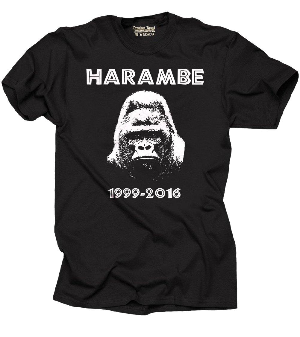 Milky Way Tshirts Harambe Gorilla T Shirt Support Harambe Shirt 1273