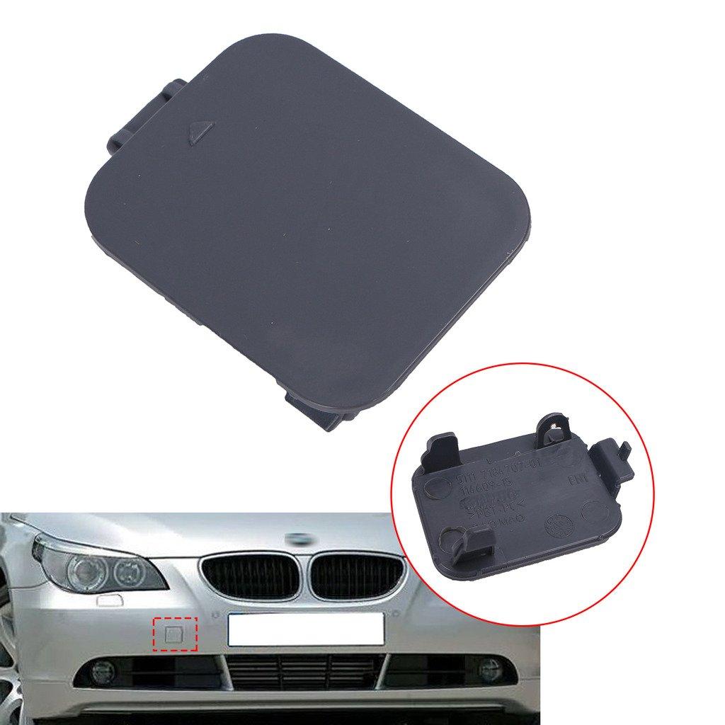 e-most BMW parachoques delantero tapa de gancho de arrastre para 2008 - 2010 BMW E60 530i 535i 550i 51117184708: Amazon.es: Coche y moto
