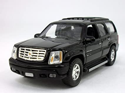 Amazon Com 4 75 Inch Cadillac Escalade Scale Diecast Metal Model