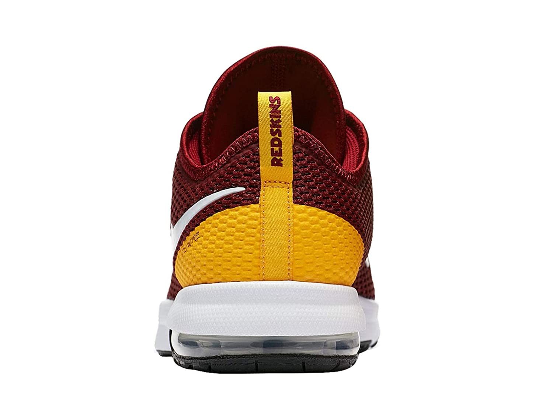 check out 2b1c8 38f06 Amazon.com   Nike NFL Air Max Typha 2 - Men s Washington Redskins Nylon  Training Shoes   Shoes
