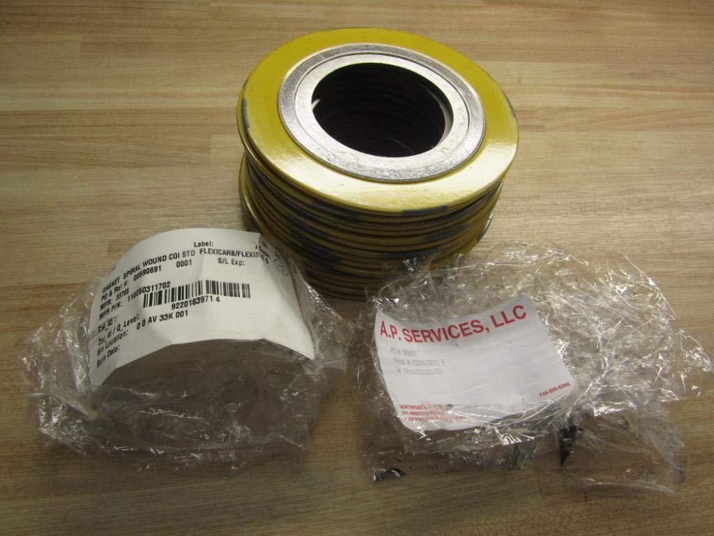 Flexitallic 110250311702 Sprial Wound Gasket (Pack of 15) by Flexitallic