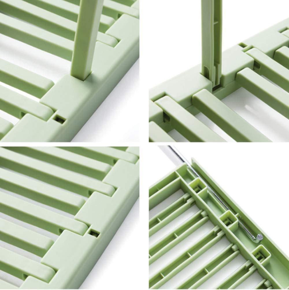 Longay - Escurreplatos retráctil para fregadero, soporte ...