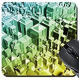 100 chart mat - MSD Suqare Mousepad 8x8 Inch Mouse Pads/Mat design 28801824 Data Tracking and Surveillance Chart Analysis Art