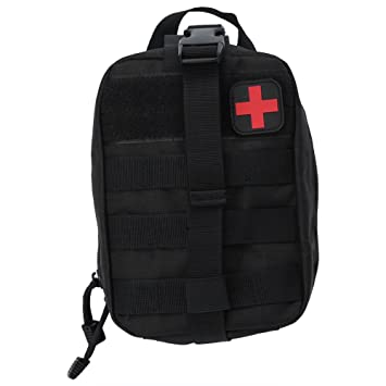 66fb8119d9a VGEBY Sac de Premiers Secours Trousse d urgence de Survie Médical pour  Voyages Camping Voiture