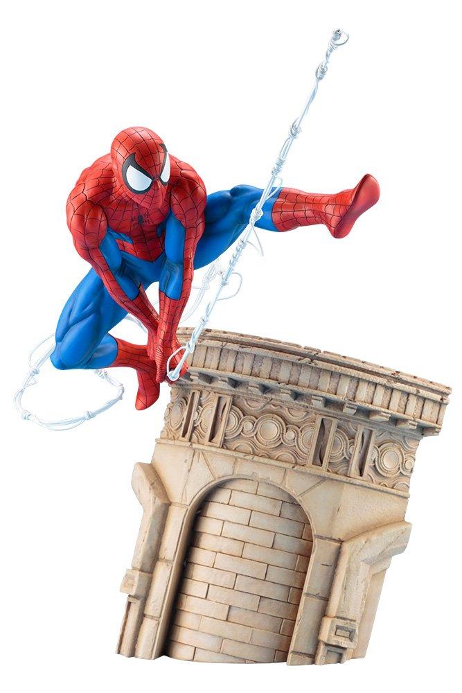 Kotobukiya ARTFX Spider-Man Web Slinger Spider-Man 1 6 PVC painted pre-assembly kit