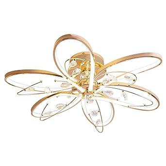 Modern LED Deckenleuchte Minimalistische Weiß Kieselgel Lampeschirm  Deckenlampe Innenbeleuchtung Für Schlafzimmer Klassisch Kronleuchter  Kristall Lampe ...