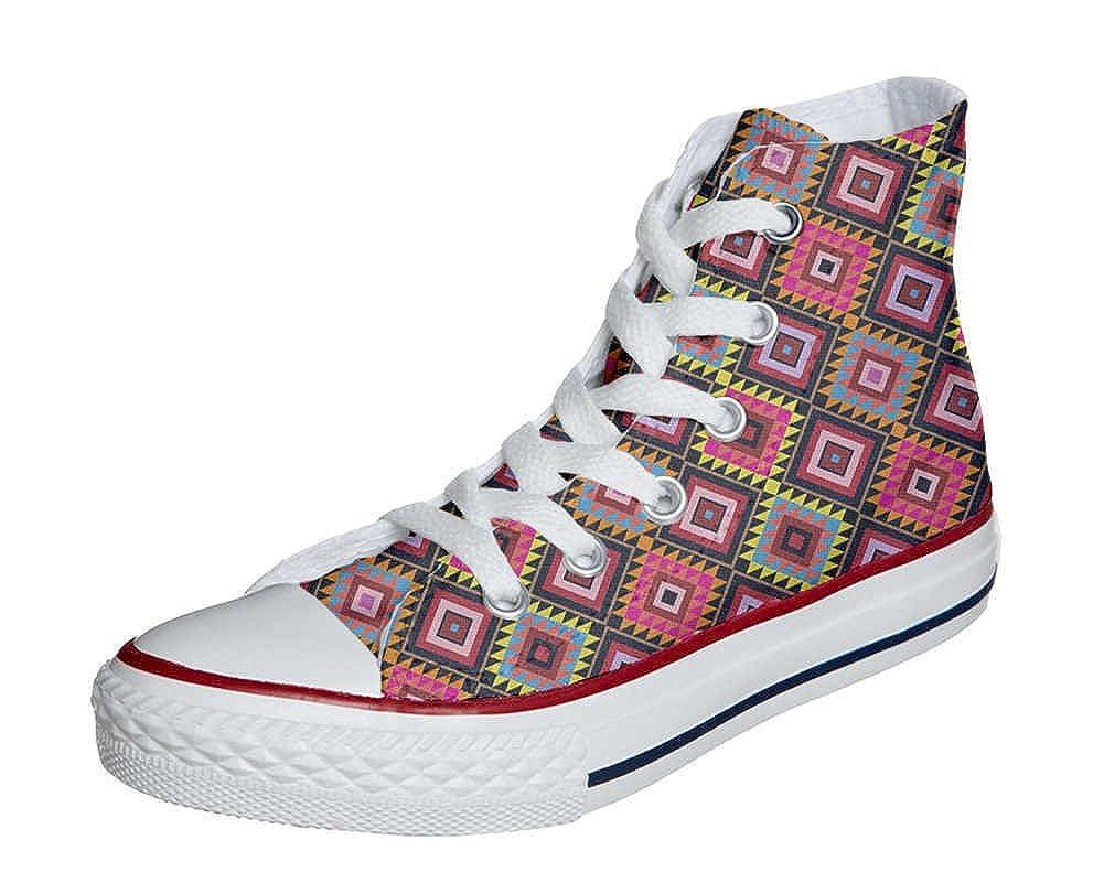 Converse All Star Cutomized - Personalisierte Schuhe African (Handwerk Produkt) African Schuhe Texture - 9f6635