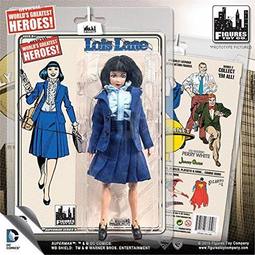 Superman Retro 8 Inch Action Figure Series 2 Lois Lane