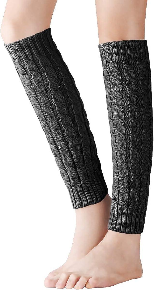 Winter Damen Stulpen Beinstulpen Legwarmers Richoose Bein Stulpen Damen