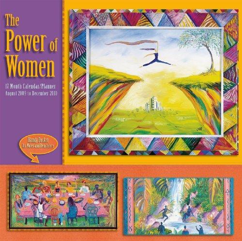 Planner 2010 Wall Calendar - Power of Women 2010 Wall Calendar Planner (Calendar)