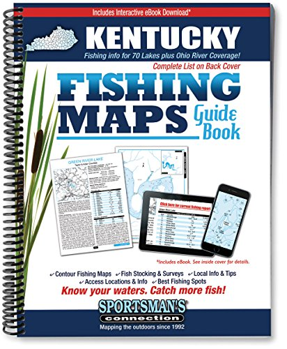 Kentucky Fishing Map Guide
