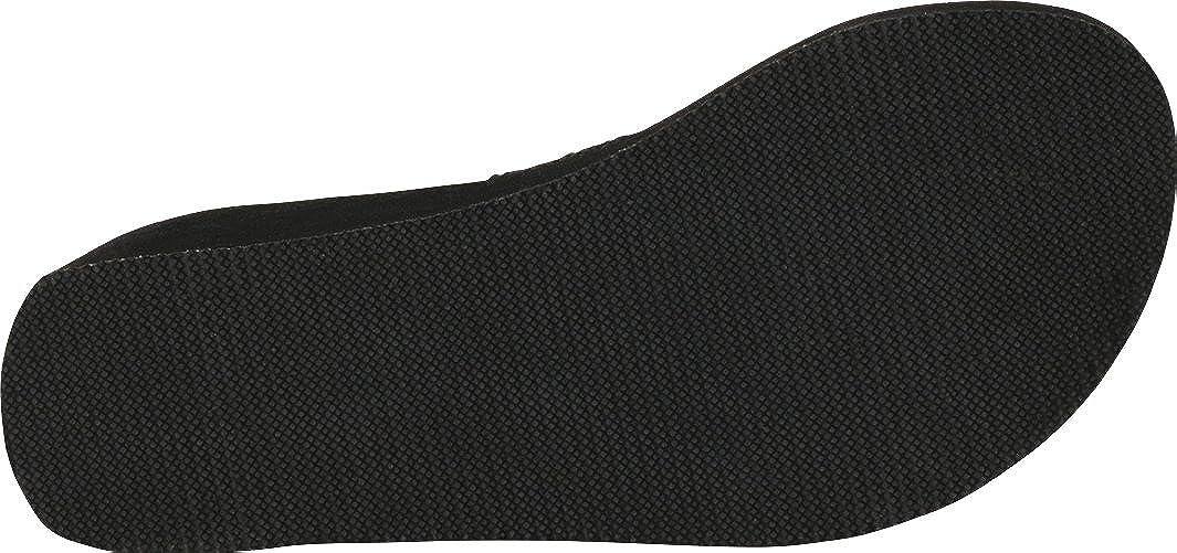 Cambridge Select Womens Comfy Platform Flip Flop Sandal