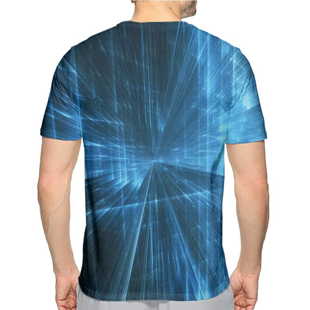Jiahong Pan T-Shirt v Black for Men Fashion Mens 3D Top Tees