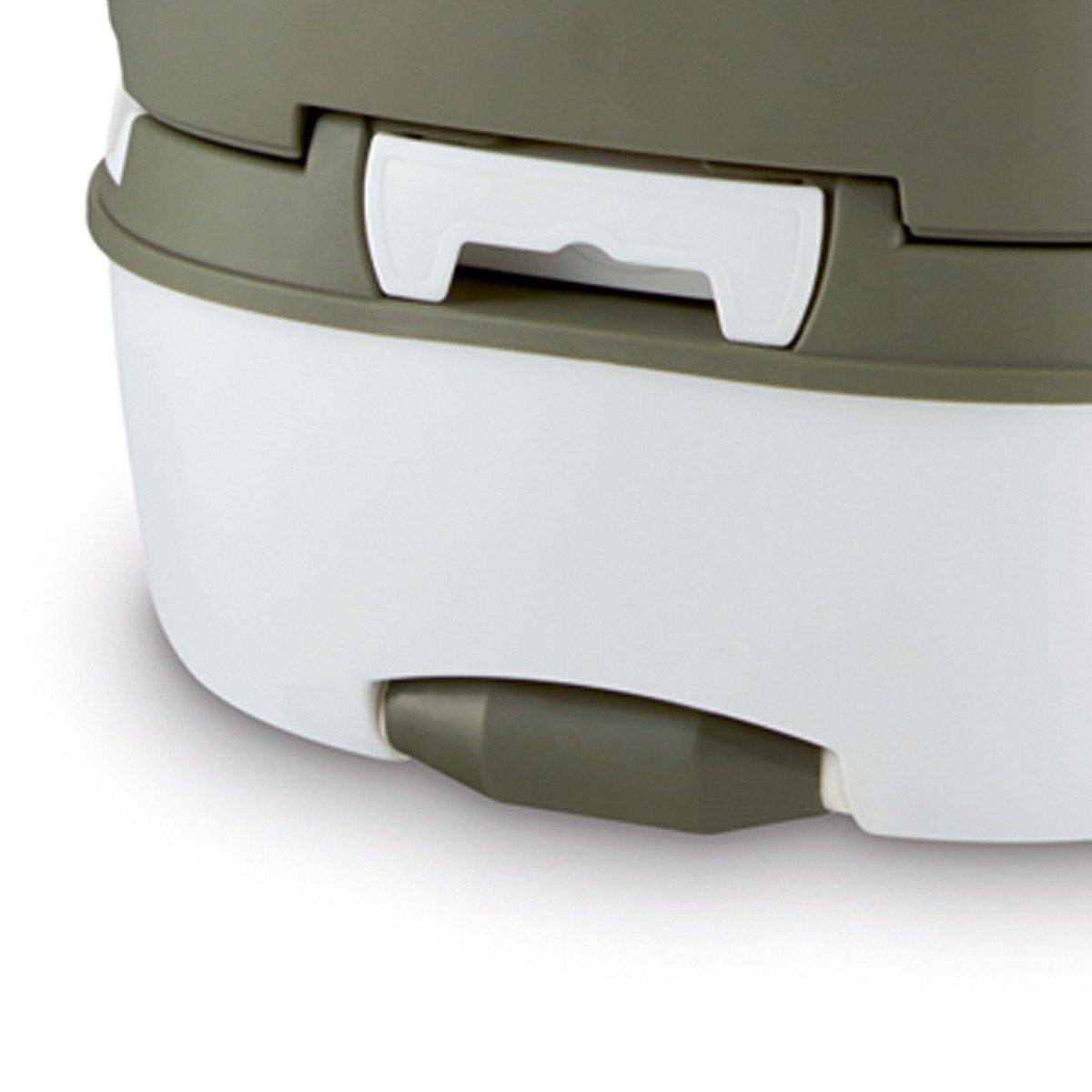 Wc Chimique Portable Pour Camping Kit De D Marrage Enders Blue 2 5