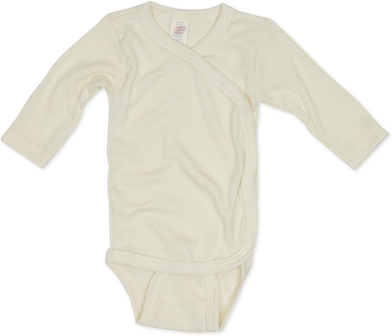 Engel Baby Wickelbody Merino Seide kbT Schurwolle Wolle Unterwäsche Body Bodys