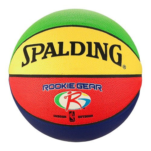 Spalding Rookie Indoor/Outdoor 27.5 Youth Basketball