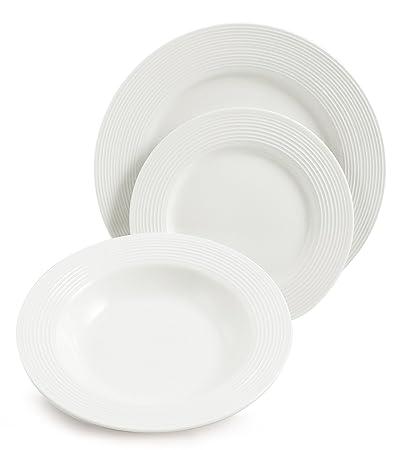 villa deste home tivoli 2407835 raya servizio piatti 18 pezzi porcellana