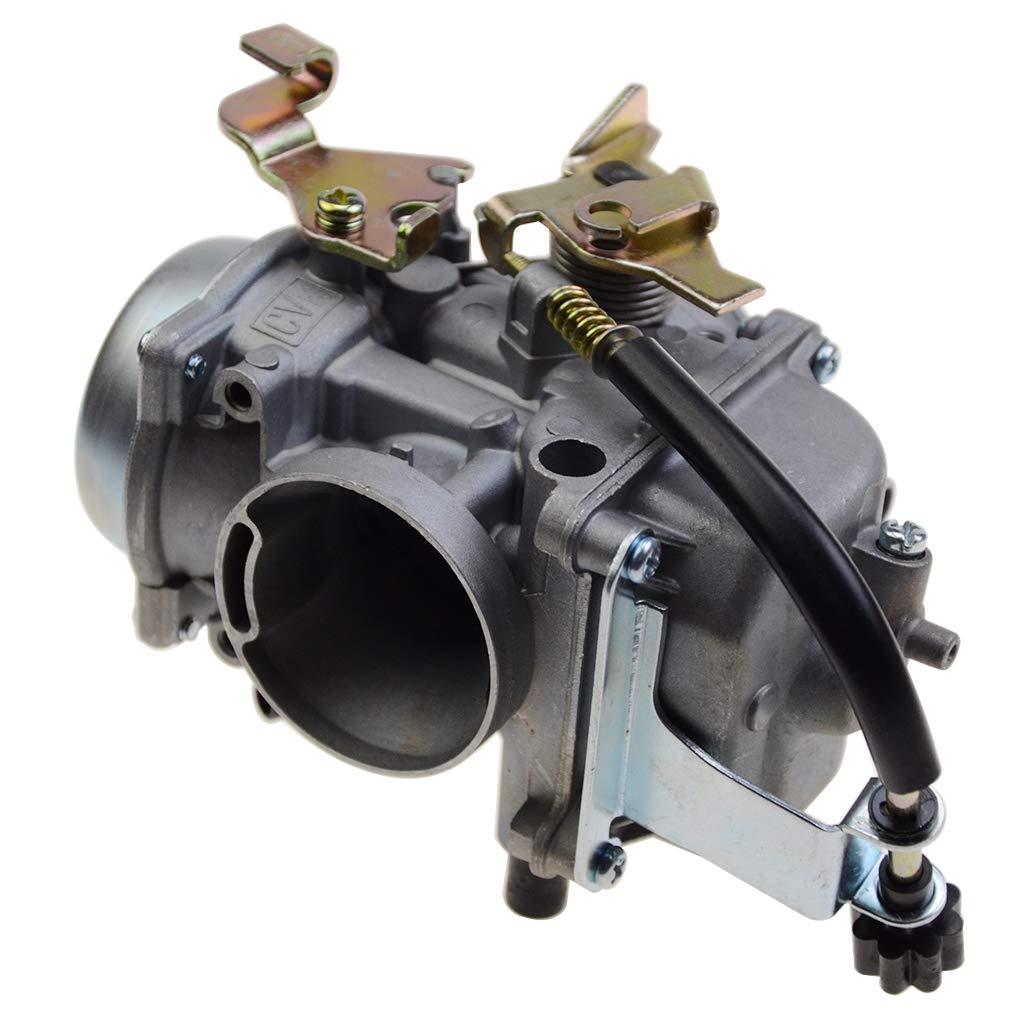 GOOFIT Carburador Carburador para Kawasaki ATV KLF 300 KLF300 1986-1995 1996-2005 BAYOU