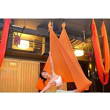 Yoga antigravedad Hamaca columpio volante Yoga aéreo Hamaca ...