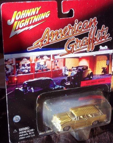 Johnny Lightning American Graffiti - 1955 Chevy Nomad by Johnny Lightning - Johnny Lightning American Graffiti