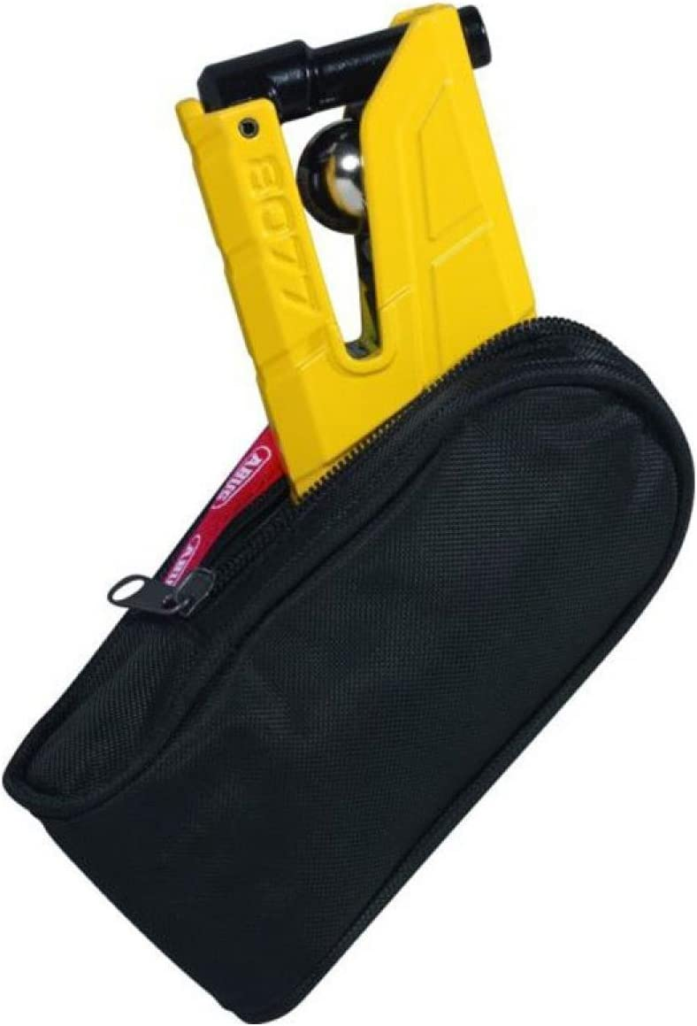 giallo Abus 19004 Blocca Disco Allarme moto Granit Detector X-PLUS 8077/SRA