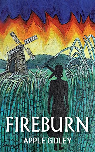 Book: Fireburn by Apple Gidley