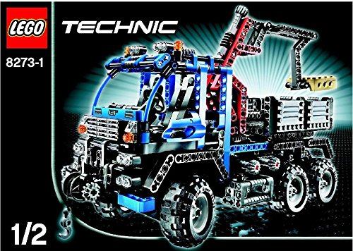 INSTRUCTION MANUALS for Lego Technic Set #8273