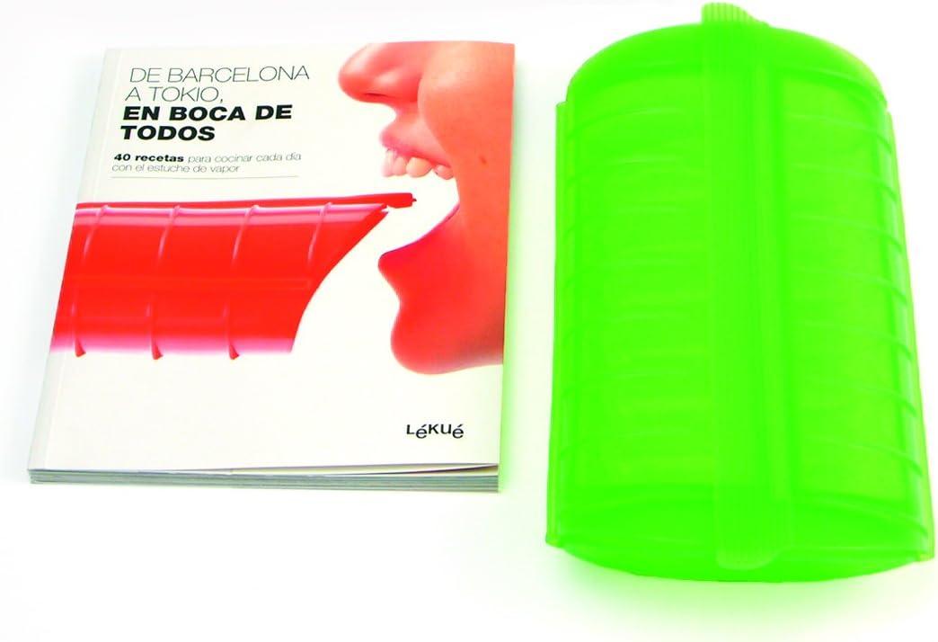 KIT caja de vapor + libro de recetas Lékué: Amazon.es: Hogar
