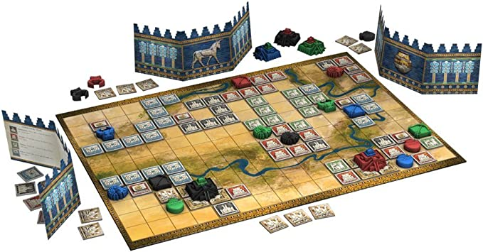 Tigris & Euphrates: Knizia, Reiner: Amazon.es: Juguetes y juegos