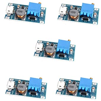 DC 24V à 12V 16W ​​Convertisseur Buck Step Down Regulator Module