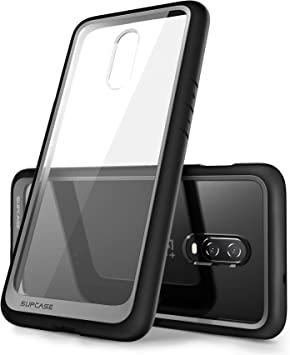 SupCase Funda Compatible con OnePlus 7 / OnePlus 6T, Funda Protectora híbrida Transparente[Unicorn Beetle Style Serie], Case OnePlus 7 /OnePlus 6T (Negro): Amazon.es: Electrónica