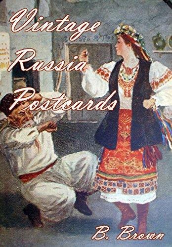 Vintage Russia Postcards (Vintage Postcards Book 3) (Union Vintage Postcard)