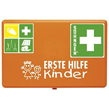 Erste Hilfe Verbandkasten Kindergarten Amazon De Baumarkt
