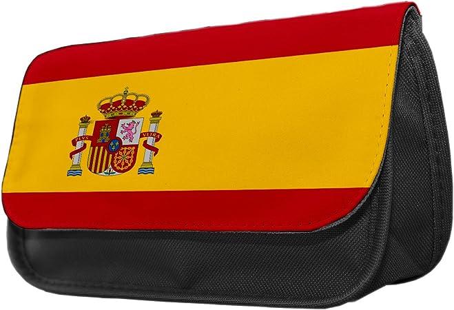 Estuche con la bandera de España: Amazon.es: Hogar