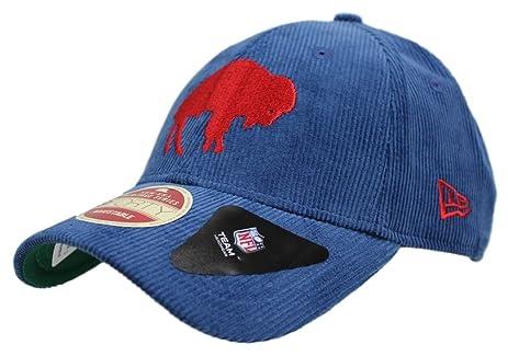 6d6d5043a1b ... france buffalo bills new era nfl 9forty quothistoric team cordquot  adjustable hat 5bb21 6b964 ...