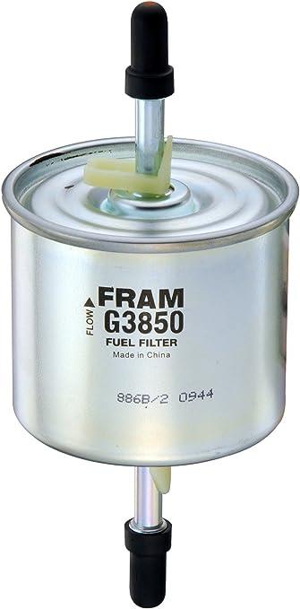 [SCHEMATICS_49CH]  Amazon.com: FRAM G3850 In-Line Fuel Filter: Automotive | Fram 3 8 Fuel Filter |  | Amazon.com