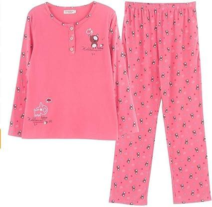 Tinsinss Animal Pijamas de Dibujos Animados Pijamas Femme ...
