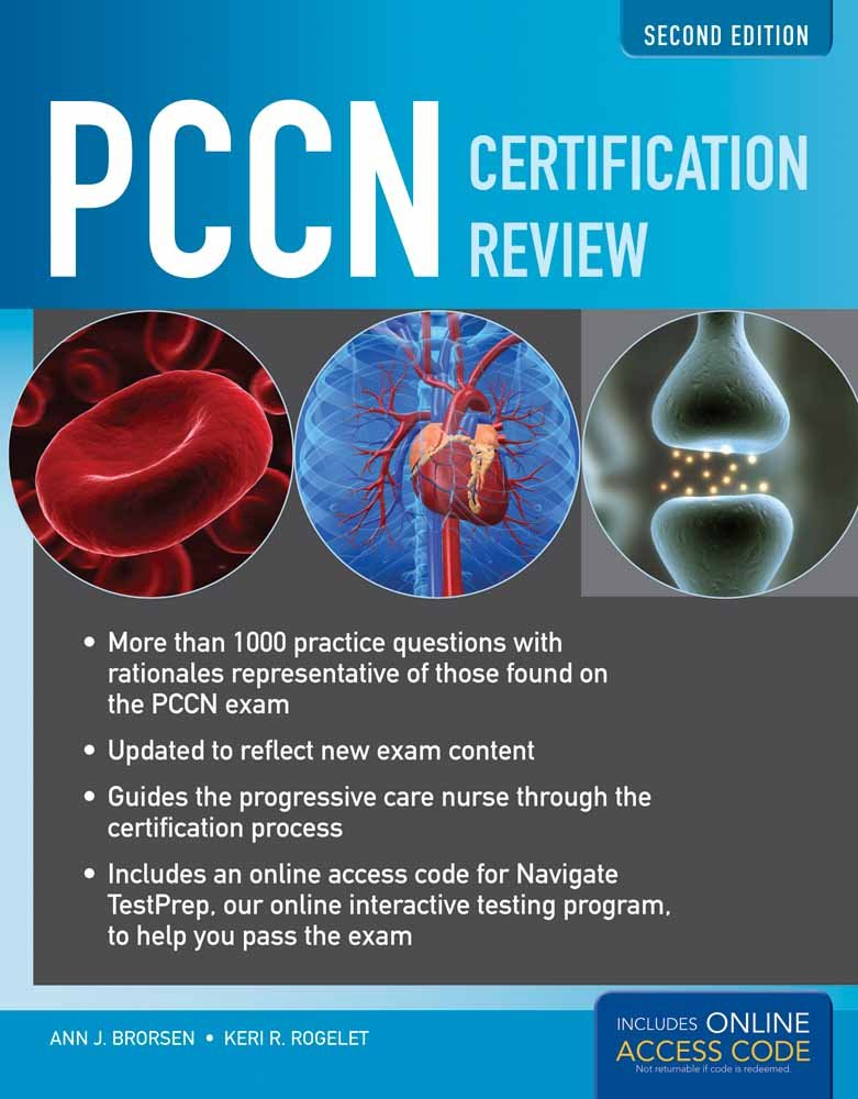 Pccn Certification Review With Cd Rom Ann Brorsen 9781284027488